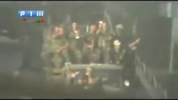 دمشق_زملكا_وجود الجيش لملاحقة المتظاهرين 27_8