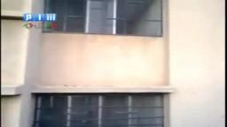 سوريا-- حمص الرستن العصابات الاسدية تقصف المدارس