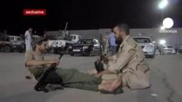 الثوار الليبيون يستعدون للتوجه نحو الجنوب ..نحو بني وليد. و هي إحدى معاقل القذافي