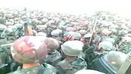 تعبئه الجيش السورى ضد المتظاهرين