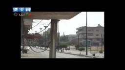 حمص حي الورشة الهجوم الوحشي من قبل قوات القمع الاسدية 5 9