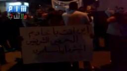 حلفايا - ريف حماه مظاهرة مسائيةج (1)5/9/2011