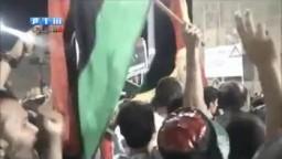 ليبيا - أهداء لسوريا - حرية و عقبالك يا سوريا