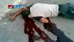حمص - البياضة - قوات الأمن تطلق النار وتسقط شهيدا