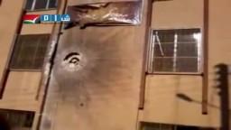 حمص المريجة قصف جامع سعد بن معاذ