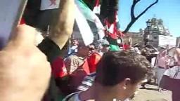 ايطاليا - مظاهرة نصرةً للثورة السورية 10-9-2011