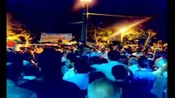 إخوان الاسكندرية وهتافات ضد الطوارىء