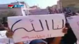 سوريا-- مظاهرة للثوار لتجديد العهد وعليه باقون 15 9