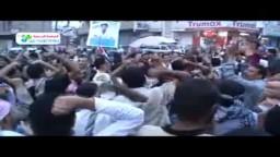 رصد | اليمن | مسيرة غاضبة لشباب تعز تندد بمجزرة صنعاء