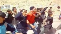 رصد | المغرب | احتجاجات من طلاب المغرب بمدينة ايمينتانون