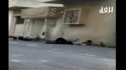 سوريا-- إعدام اب سوري بعد إصابته