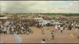 صلاة الاستستقاء ودعاء النوار من أجل الصوماليين
