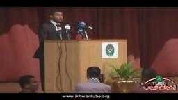 كلمة طلاب الإخوان فى مؤتمر طلاب الإخوان الأول بعد الثورة | جيل يبنى .. وطن ينهض