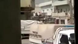 حوران - جاسم - قوافل جيش الاحتلال 25-9 ج2 - سوريا