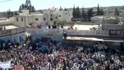 درعا انخل مظاهرات الاحرار للمطالبة باسقاط نظام بشار الأسد