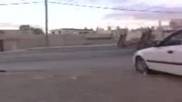 سوريا - ريف دمشق - كناكر - 27-9-2011 ناقلات دبابات