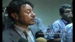 أحمد أبو بركة : القوى السياسية تهدد بمقاطعة الانتخابات