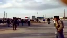شام ادلب معرة النعمان اطلاق رصاص على المتظاهرين 30 9 2011