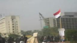 فض اعتصام التحرير بعد جمعة استرداد الثورة 1 اكتوبر
