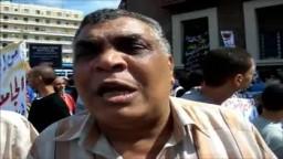 إضراب أساتذة وطلاب جامعة الإسكندرية