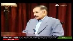 اول من رفع علم مصر على خط بارليف--مؤثر