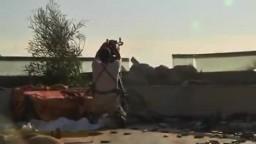 ليبيا | استمرار الاشتباكات بين الثوار و كتائب القذافى فى سرت اخر معقل من معاقل  القذافى