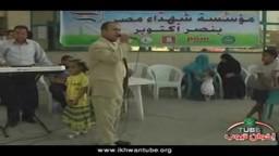 حصرياً .. احتفالية مؤسسة شهداء مصر بنصر اكتوبر