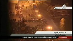 تصريح عصام شرف بوجود مؤامرة لاسقاط مصر .. أحداث ماسبيرو 10/9/ 2011