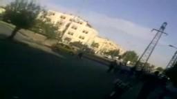 سوريا- حمص الخالدية اقتحام الشبيحة الاسدية القمعية للحي 10 10