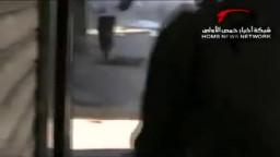 الجيش السوري الحر وهو يجندل بعض جنود الاسد