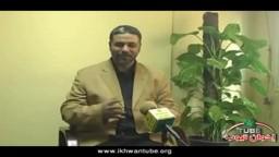 حصرياً د/ أحمد دياب ..أمين عام حزب الحرية والعدالة بالقليوبية وكلمة حول  التحالف الديمقراطى والتنسيق الانتخابى