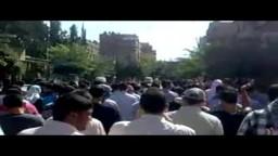 سوريا- دوما : رغم الحصار الشديد احرار دوما تكسر الحصار  في جعمة أحرار الجيش