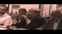 د.حسن المرسى : حزب الحرية والعدالة حزب أسسه الاخوان المسلمون لكل المصريين، ولن نرضى بغير الشريعة بديلا