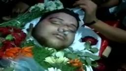 تشييع الشهيد بلال احمد الهامش من حمص