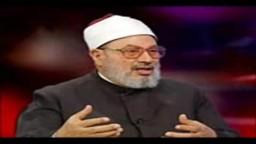 تعليق الشيخ القرضاوي على مقتل القذافي