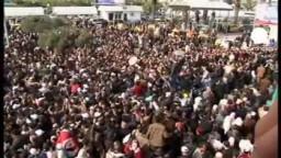 الشيخ راشد الغنوشي رئيس حركة النهضة الاسلامية التونسية خرج الفائز الأكبر في انتخابات المجلس التأسيسي