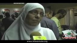 لقاءات  على هامش المؤتمر الصحفى للتحالف الديمقراطى من أجل مصر بشأن انتخابات مجلسى الشعب والشورى 2011 / 2012