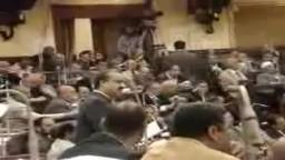 د. محمد البلتاجي يعارض قانون  تمديد قانون الطوارئ 2008 - من جلسات مجلس الشعب