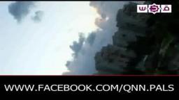 قصف المقاومة الفلسطينية لمدينة أسدود المحتلة
