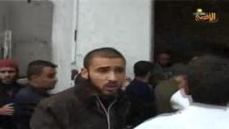 من غزة-- أم أحمد أم الشهداء الخمسة