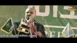 د/البلتاجي أمين عام حزب الحرية والعدالة بالقاهرة يذكر الجماهير  بعاقبة المجرمين