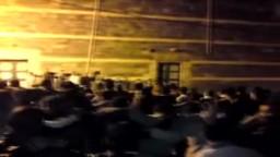 سوريا - درعا - مسائيات الثوار في اربعاء رفع علم الاستقلال