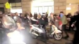 الحرية في امريكا .. تعامل قوات الامن الامريكي مع متظاهري شارع وول ستريت