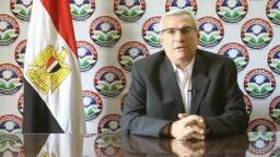 أ/ أمين اسكندر(وكيل مؤسسى حزب الكرامة) ومرشح قائمة الحرية والعدالة رقم 3 الدائرة الأولى شمال القاهرة
