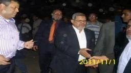 جولة ناجحة لمرشحى الحرية والعادلة بمصر القديمة