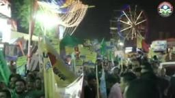 مسيرة حزب الحرية والعدالة بعين شمس