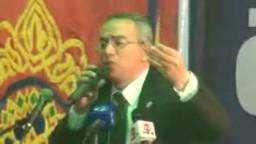 كلمة الدكتور حسن البرنس في مؤتمر الحرية والعدالة الانتخابي بالاسكندرية