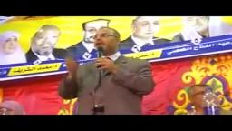 كلمة م/ سعد الحسيني  في أول مؤتمر لحزب الحرية والعدالة بمدنية المحلة الكبري