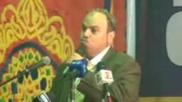كلمة الدكتور_ حمدى حسن مرشح حزب الحرية والعدالة  فردى فئات بالأسكندرية