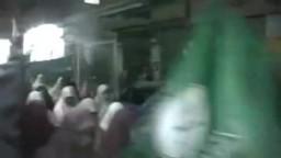 المسيرة الحاشدة لدعم مرشحى الحرية والعدالة بالمطرية وعين شمس